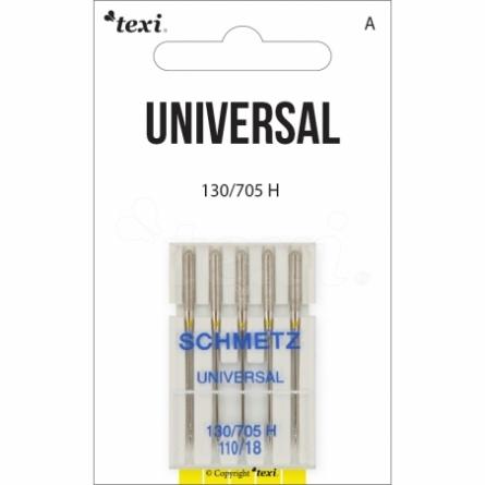 TEXI UNIVERSAL 130/705 H 5x110