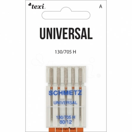 TEXI UNIVERSAL 130/705 H 5x80