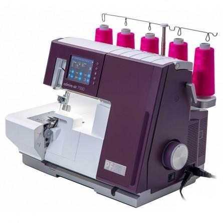 Cowerlok, 2, 3, 4, 5-nitkowy, nowoczesna maszyna do szycia