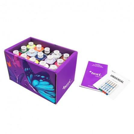 TEXI BOX 15