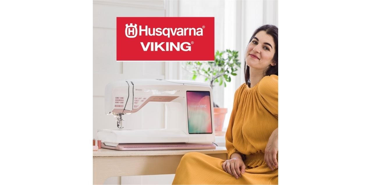 Najnowsze modele HUSQVARNA VIKING w Raju!